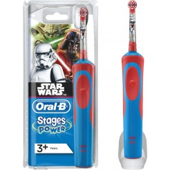 Oral-B Stages Power Elektrische Tandenborstel Disney Star Wars