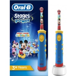 Oral-B Stages Power Kids Elektrische Tandenborstel Mickey Mouse