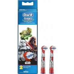 Oral-B Stages Power met Star Wars figuren 2 Stuks