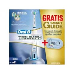 Braun Triumph 5000 Oral-B Professional Care 9900 met Gratis Smartguide