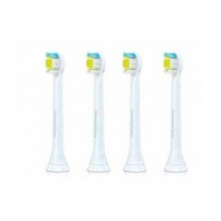 Philips HX6074/05 Opzetborstel Diamond Clean 4 Pack