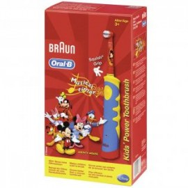 Oral-B D10.511 Kids Blue - Oplaadbare Elektrische Tandenborstel
