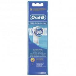 Oral-B EB 20 2 Precision Clean - Opzetborstel, 2-Pak