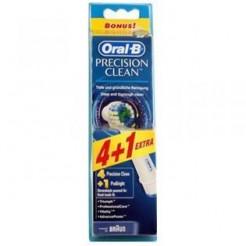 Oral-B EB 20 4+1 Precision Clean - Oplaadbare Opzetborstel, 4+1 Gratis