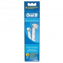 Oral-B OrthoCare Essentials Kit - Vervangingsborstels, 3- Pak