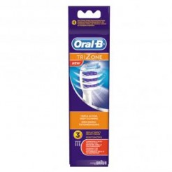 Oral-B TriZone 3-Pack - Opzetborstels