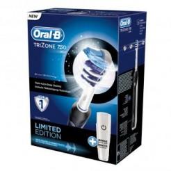Oral-B TriZone 750 black - Elektrische Tandenb. gratis Reiseetui