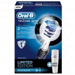Oral-B Trizone 2500 Black - elektr. Tandenborstel, gratis Reisetui