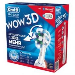 Oral-B PRO 6000 SmartSeries WOW Edt. - Elektrische Tandenborstel, Bluetooth