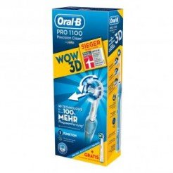 Oral-B PRO 1100 WOW Edt. - Elektrische Tandenborstel + Cross Action